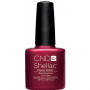CND Shellac Гелевое покрытие, # 009 Red Baroness, 7.3 мл