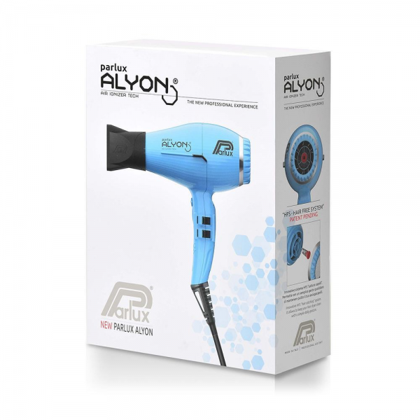 Фото PARLUX Фен ALYON Air Ioinizer Tech 2250W матовый черный