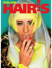 HAIR'S how COLOR. Книга